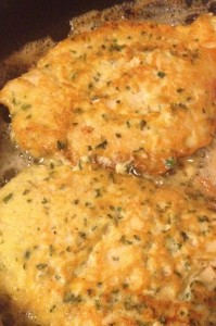parmesan chicken 2